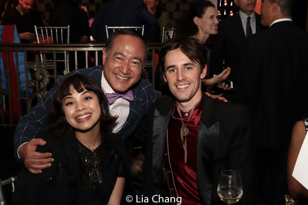 Photo Flash: Eva Noblezada Receives 2019 Coalition For Asian American Children And Families Catalyst For Change Award