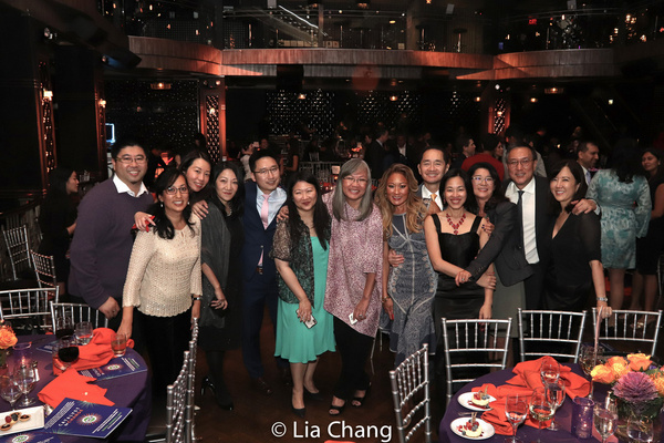 Risa Morimoto, Liliana Chen, June Jee, Elaine Chang, Ti-Hua Chang, Lia Chang, Vivian Lee, Alexander Tsui, DMD and Susan Kim Tsui