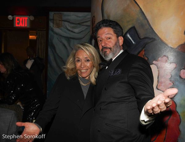 Eda Sorokoff & John Pizzarelli Photo