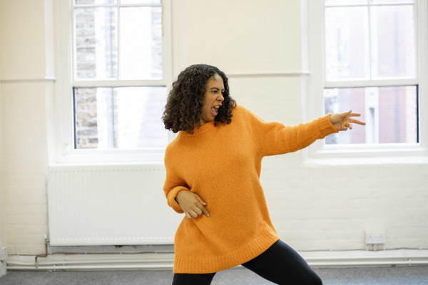 Photos: Inside Rehearsal For BEFORE I WAS A BEAR at The Bunker