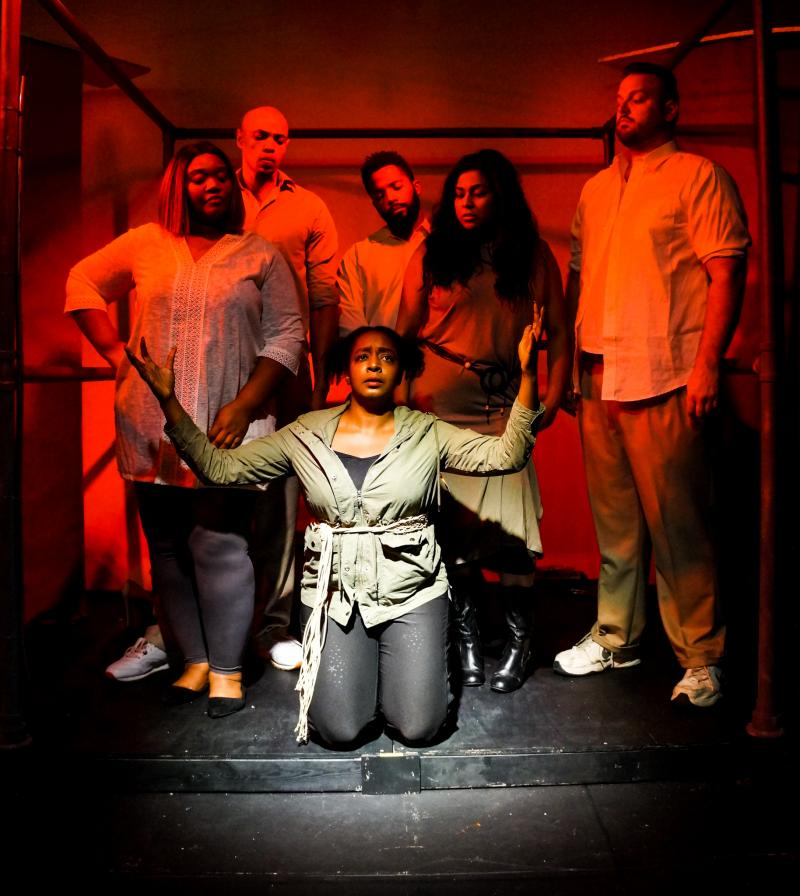 BWW Interview: Q &A WITH DIRECTOR, CAST, AND CREW OF IN THE BLOOD at Vivid Theatre Productions
