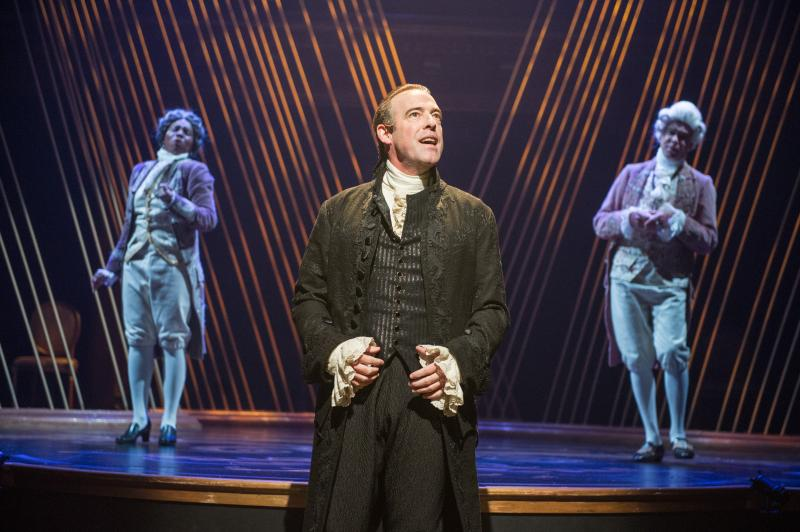 Photo Flash: Check Out Photos From Peter Shaffer's AMADEUS at Folger Theatre