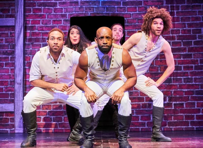 BWW Review: SPAMILTON at Starlight Theatre