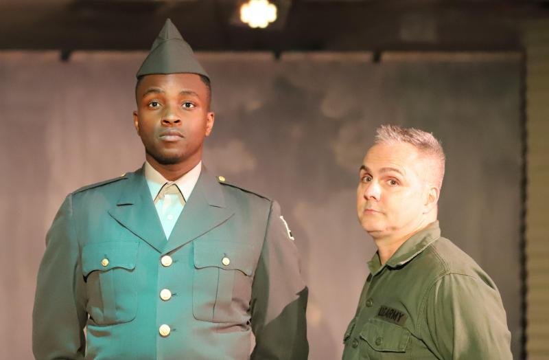 BWW Review: BLUE CAMP at Rainbow Theatre Project