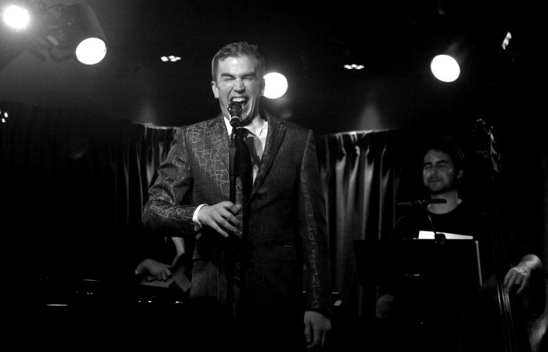 BWW Review: SPENCER DAY Wraps Up A Full Year at The Green Room 42 and Defines Cool Jazz with a Few Queer Overtones