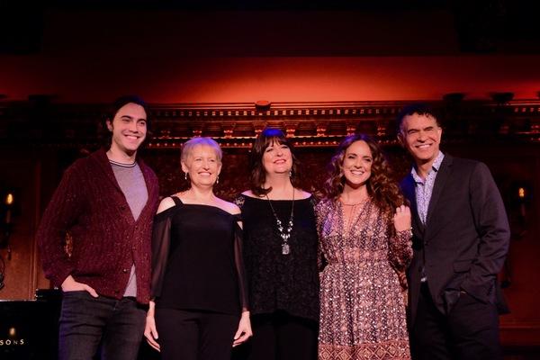 Photo Coverage: Brian Stokes Mitchell, Ryan McCartan, Melissa Errico, and Ann Hampton Callaway & Liz Callaway Preview Upcoming Shows At Feinstein's/54 Below