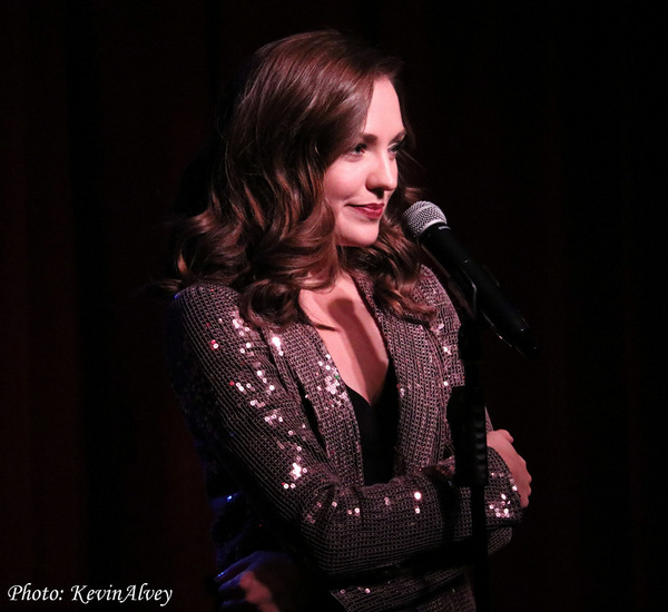 Photo Flash: Laura Osnes Returns To Birdland With REPERTOIRE ROULETTE