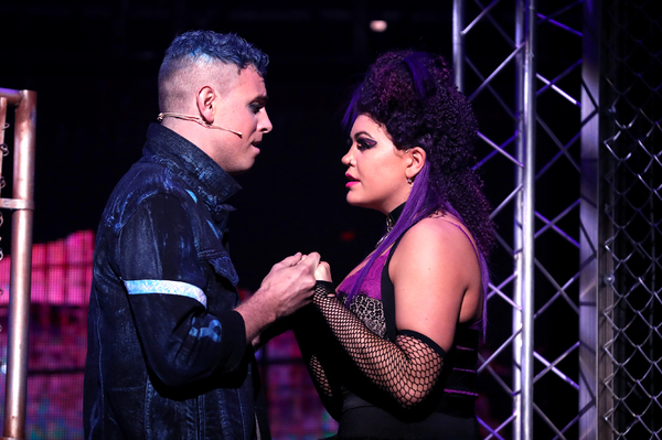 Photo Flash: First Look At WE WILL ROCK YOU North American Tour