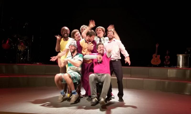 BWW Review: Bringing Together Two Brazilian Passions: Music and Soccer, SAMBA FUTEBOL CLUBE Opens in Sao Paulo