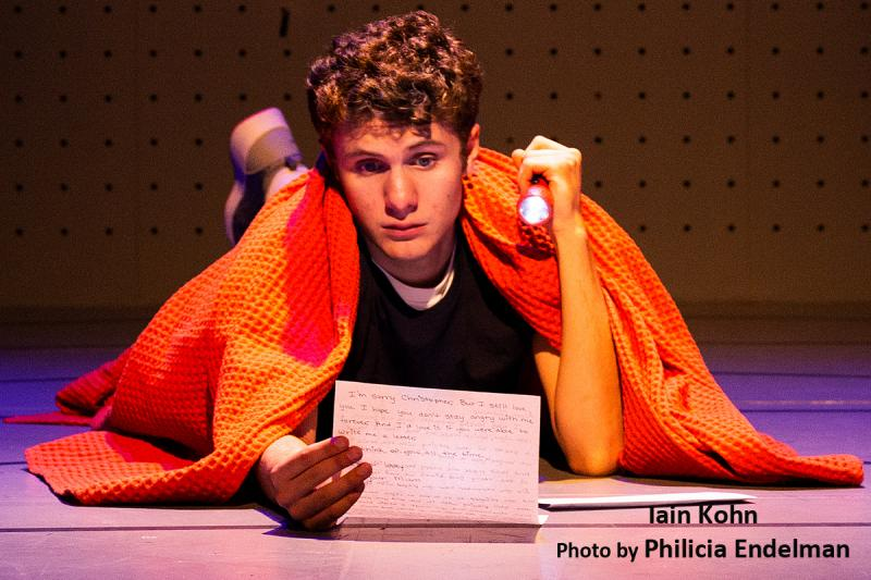 BWW Interview: CURIOUS INCIDENT's Iain Kohn Owning His Autism & His New Doppelganger Role