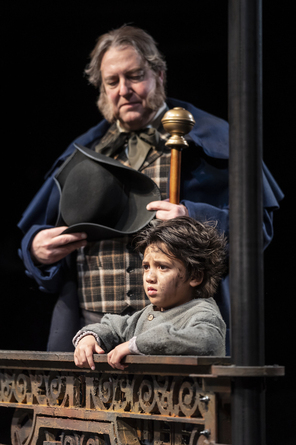 Photo Flash: First Look at OLIVER! at The Marriott Theatre
