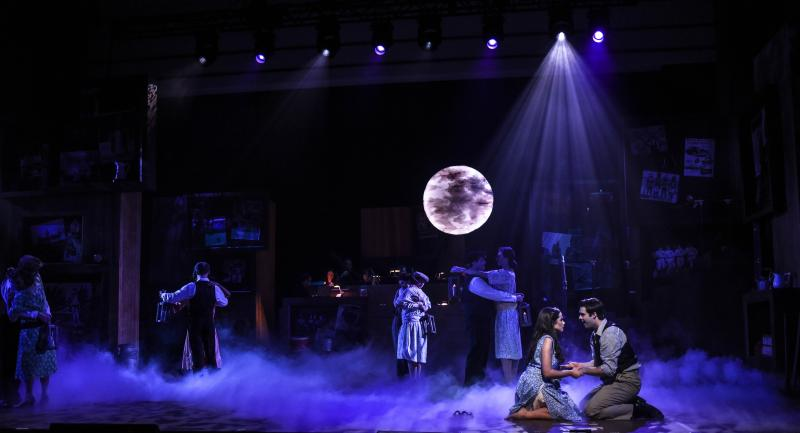 BWW Review: Hatty Ryan King's Star Shines Brightly in Lipscomb's BRIGHT STAR