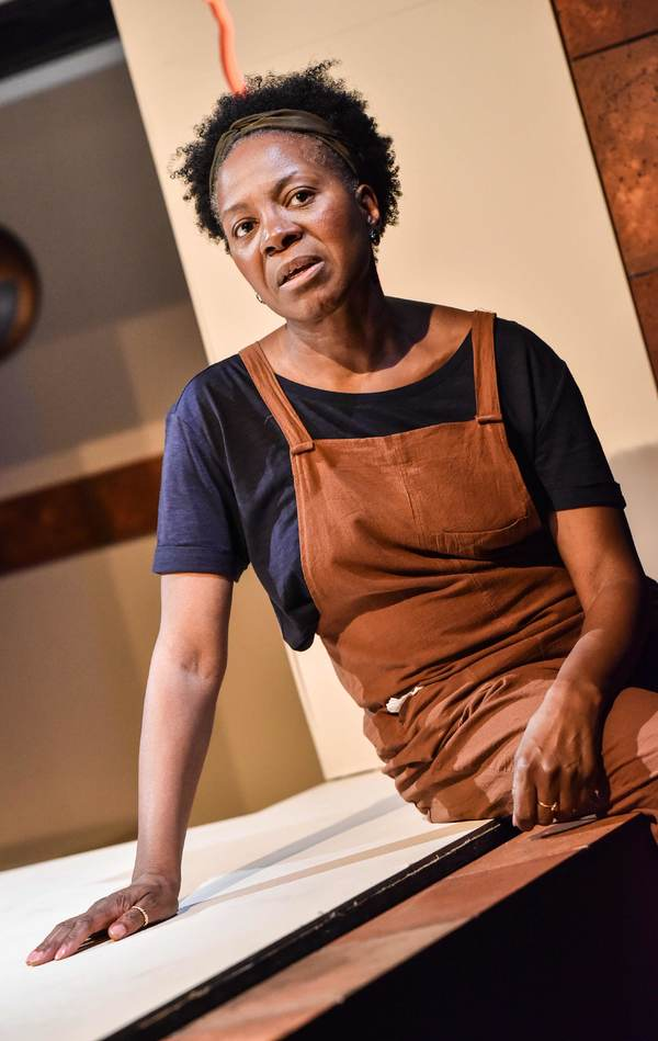 Photo Flash: Take a First Look at Chinonyerem Odimba's New Play UNKNOWN RIVERS