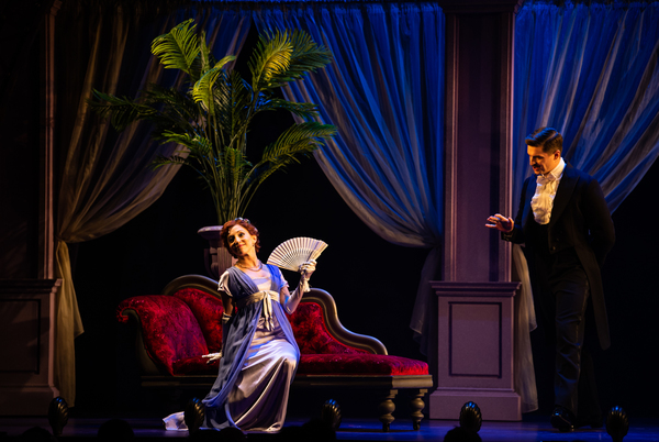 Exclusive: More Photos Of Christina Bianco in FUNNY GIRL in Paris