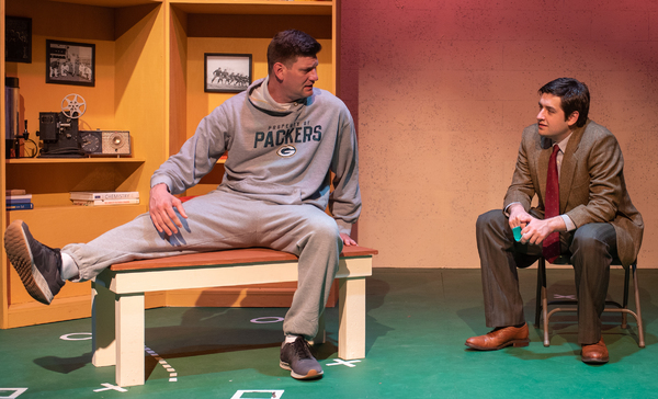 Photo Flash: Take a Look at Firehouse Theatre's Production of  LOMBARDI