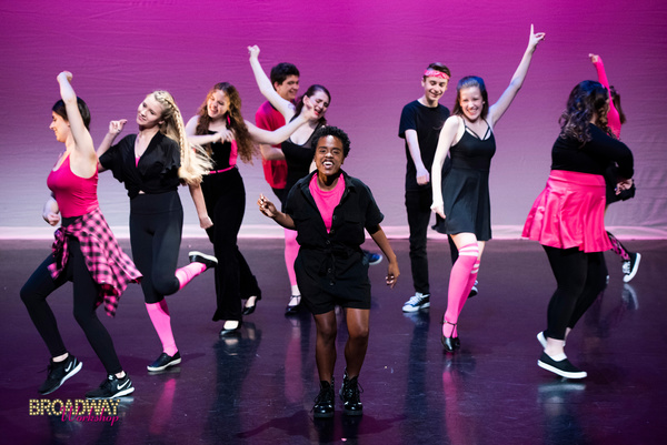 Photo Flash: Take a Look at Broadway Workshop and Project Broadway's Student Edition of HEAD OVER HEELS