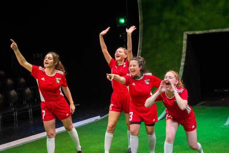 BWW Review: THE WOLVES at Adrienne Arsht Center
