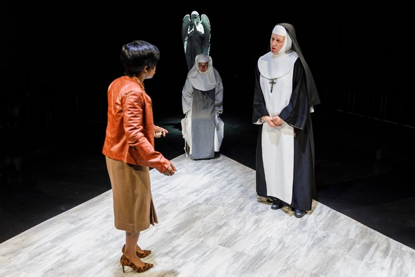Photo Flash: Factory 449's AGNES OF GOD, Featuring Felicia Curry & Nanna Ingvarsso