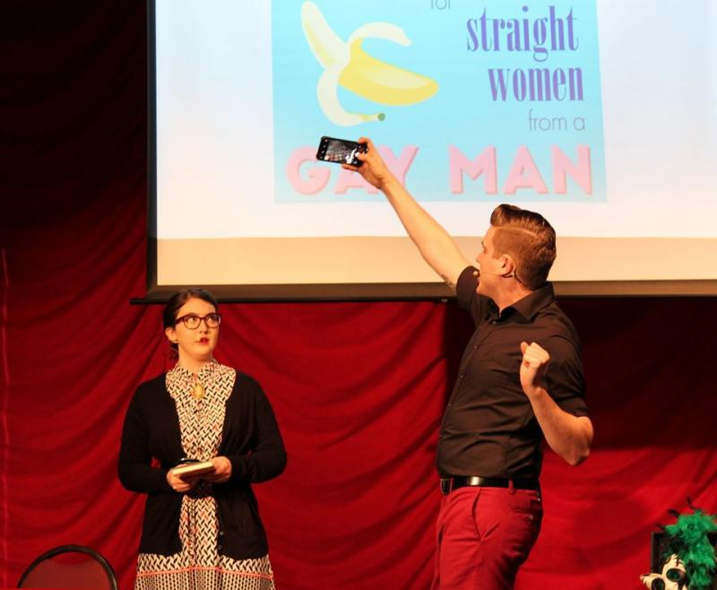 BWW Review: SEX TIPS FOR STRAIGHT WOMEN FROM A GAY MAN at The Laboratory Theater Of Florida