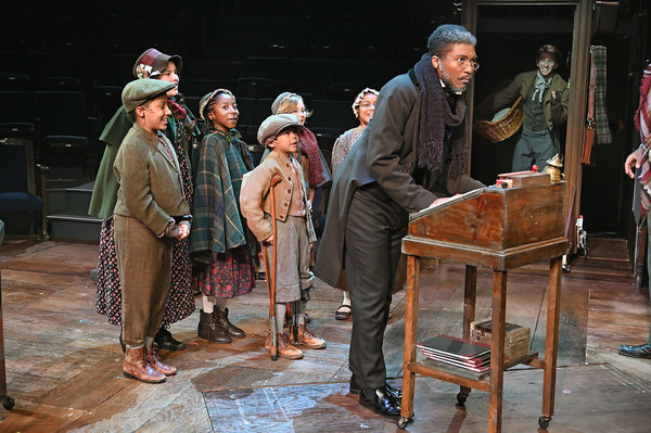 Photo Flash: Trinity Repertory Company Presents A CHRISTMAS CAROL
