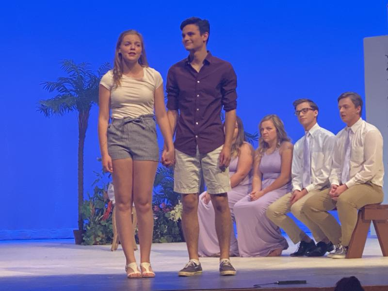 BWW Review: MAMMA MIA! at Lion Heart Productions, Will Have You Saying Thank You For The Music!