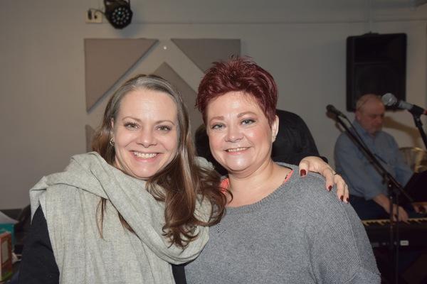 Cori Gardner and Kathy Brier
