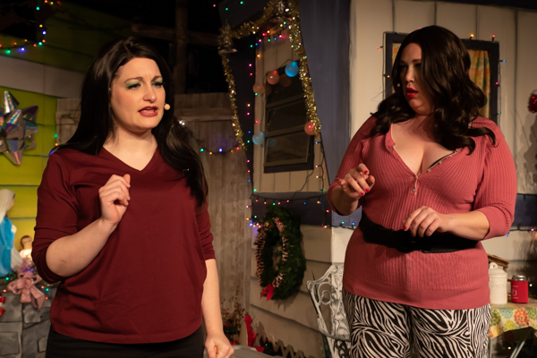 Photo Coverage: First look at Little Theatre Off Broadway's THE GREAT AMERICAN TRAILER PARK CHRISTMAS MUSICAL