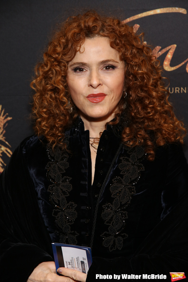 Photo Coverage: The Stars Arrive on the Opening Night Red Carpet For TINA - THE TINA TURNER MUSICAL