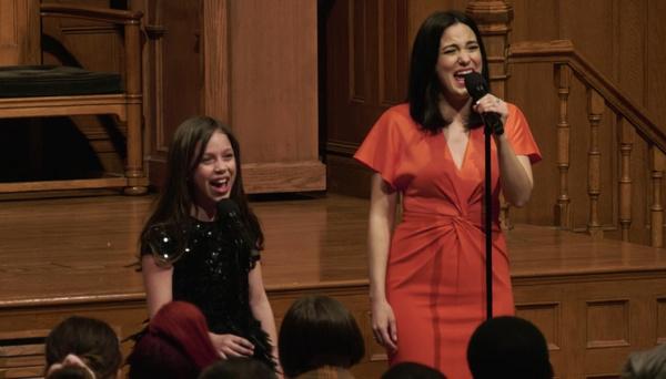 Brie Alex Zimmer and Alyssa Fox  Photo