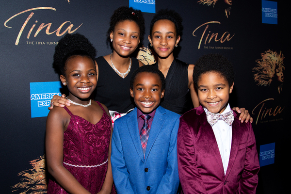 Skye Dakota Turner, Gloria Manning, Jayden Theophile, Mehret Marsh, Antonio Watson Photo