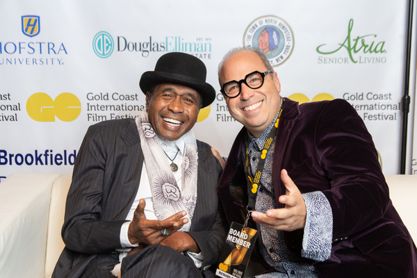 Photo Coverage: Ben Vereen Receives Gold Coast Art Center's Lifetime Achievement Award