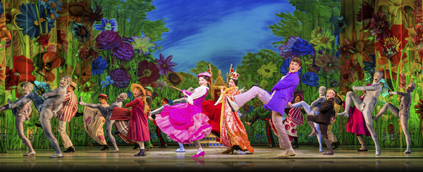 Photo Flash: Take a Look at Photos from Cameron Mackintosh's New Production of MARY POPPINS