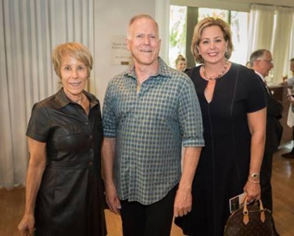 Bonnie Clearwater, John Tambasco and Jennifer Anderson O'Flannery Photo