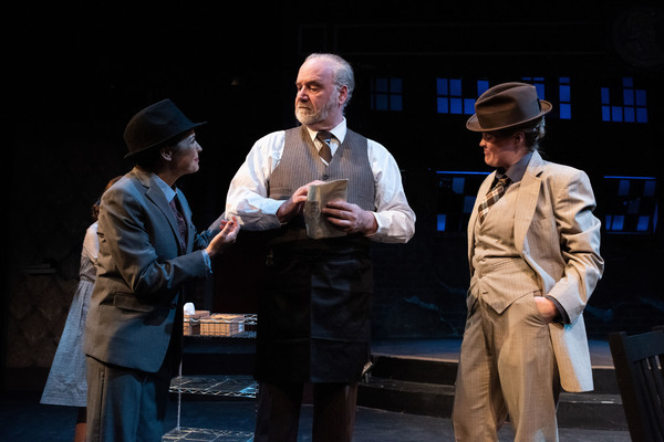 Photo Flash: Check Out Photos From Foothill Theatre Arts' Production of THE RESISTIBLE RISE OF ARTURO UI