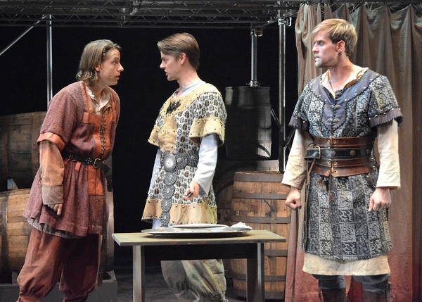Photo Flash: Laguna Playhouse Presents THE LION IN WINTER