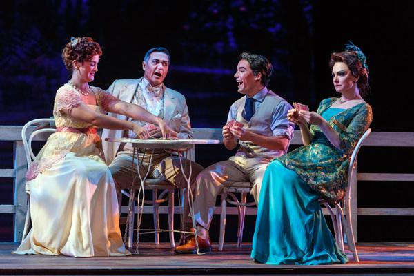 Photo Flash: First Look At Pittsburgh Opera's FLORENCIA EN EL AMAZONAS