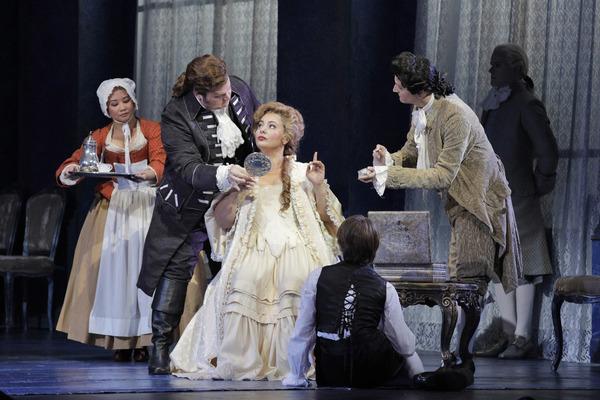 Photo Flash: San Francisco Opera Presents MANON LESCAUT