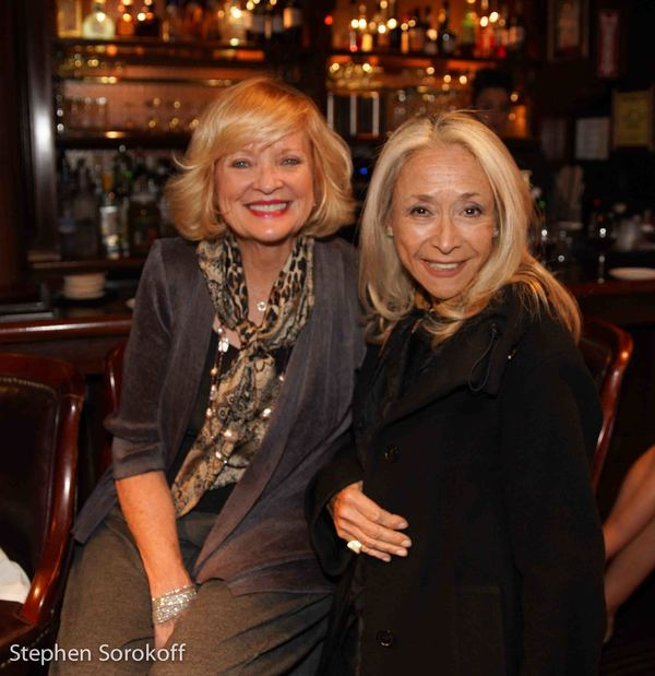 Christine Ebersole & Eda Sorokoff Photo