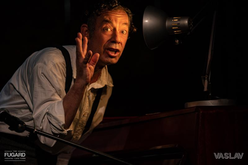 BWW Review: Godfrey Johnson soars as VASLAV at The Fugard Theatre
