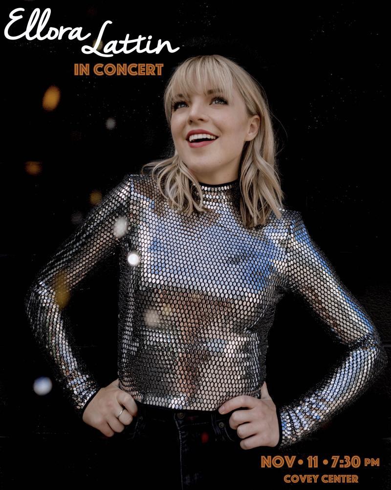 Ellora Lattin Makes Concert Debut at Covey Center