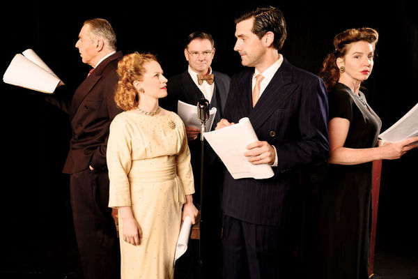 Photo Flash: First Look at Contra Costa Civic Theatre's IT'S A WONDERFUL LIFE