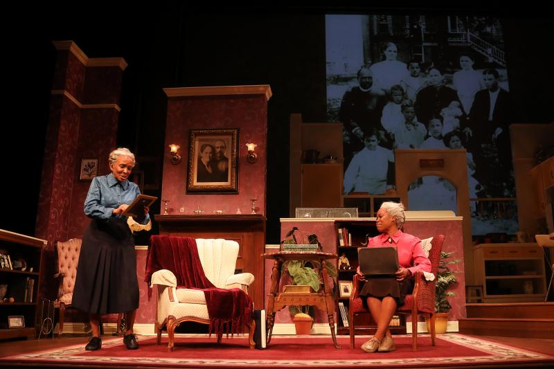 BWW Review: HAVING OUR SAY, North Carolina Theatre