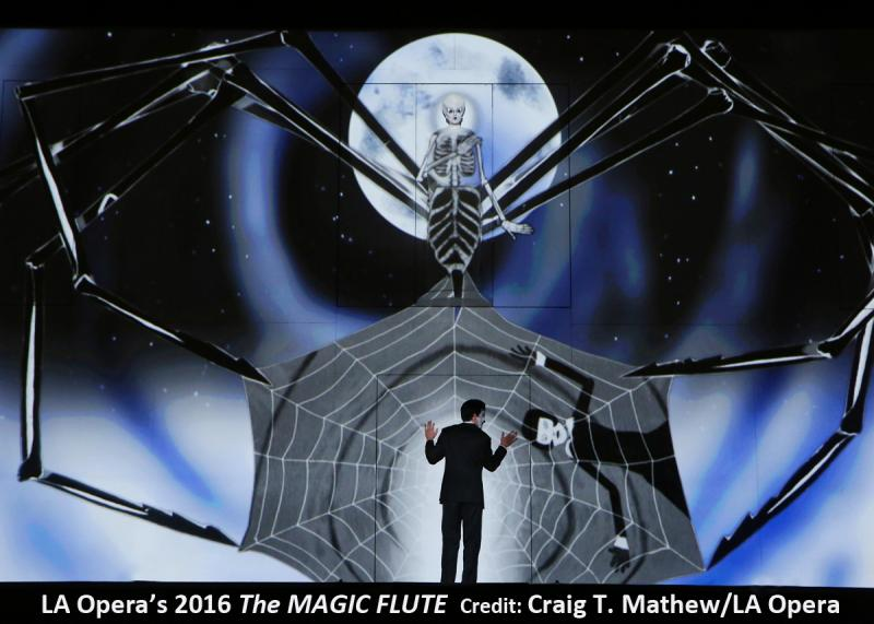 BWW: Russian Tenor Bogdan Volkov Tuned In On His LA Opera Debut in THE MAGIC FLUTE