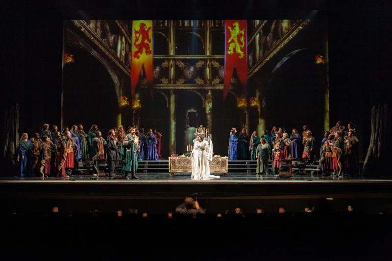 BWW Review: Op Carolina Animates MACBETH in 'Game of Thrones' Style