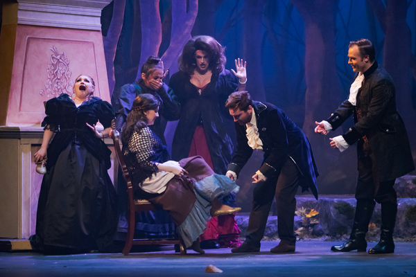Photo Flash: First Look at INTO THE WOODS at Broadway By the Bay