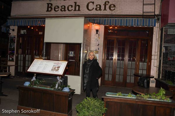 Photo Coverage: Lianne Marie Dobbs Brings 'Why Can't A Woman Be More Like A Man' to the Beach Cafe