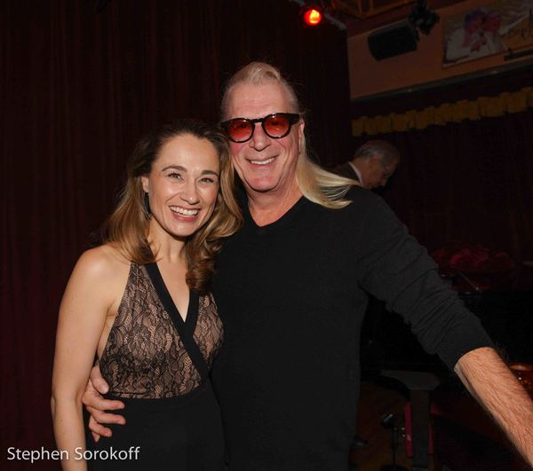 Lianne Marie Dobbs & Ron Abel, Music Director/Arranger Photo