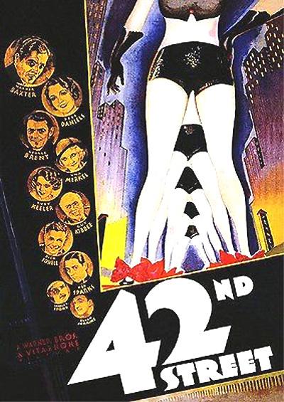 ESPECIAL: 42nd STREET llega a nuestros cines