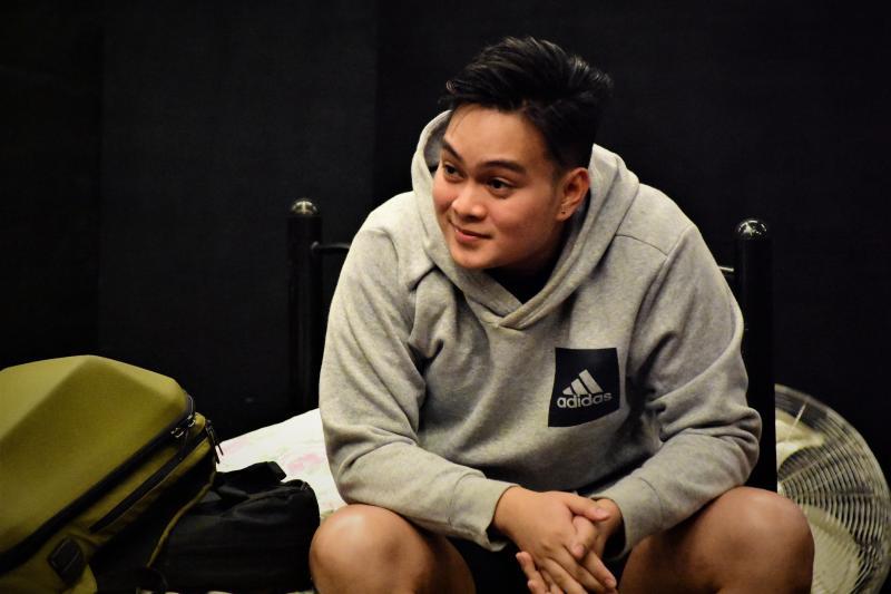 Photo Exclusive: Sneak Peek at the Rehearsal for Cebu-Made Musical MONSTERS; Show Runs 16-17 Nov.