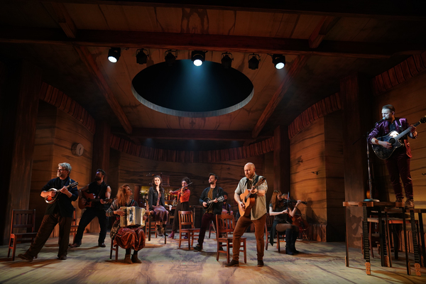 Photo Flash: First Look at ONCE at Bucks County Playhouse